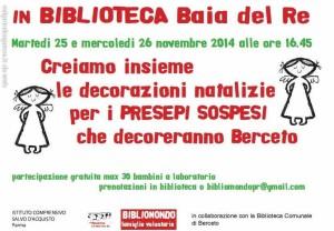 Berceto Biblioteca 2014 Biblioteca Baia del re I.C (2)