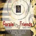 Corale and Friends  Borgotaro 2014