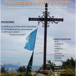 Cronoscalata Monte Gottero locandina