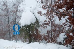 Val Baganza Neve Ghiaccio (10) cartello