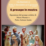 grande presepe di Pietro Antonio Iembo e Maria Massari