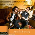 2015-01-02 Musica per le Feste ATTACCHI DI SWING locandina