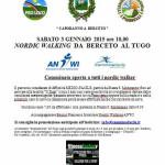 2015-01-03 NORDIK-WALKING DA BERCETO AL TUGO