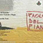 2015-01-11 A Colpo di Pennello  a cura di Jacopo Parella Testi locandina