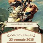 2015-01-23 Napoleone, fra medicina e storia locandina 1