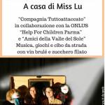 A CASA DI MISS LU Borgotaro