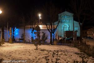 Bardi (203) Chiesa luci