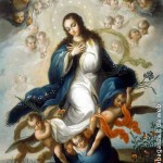 Immacolata Concezione Beata Vergine Maria