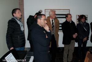 Paolo Delpiano (108) mostra