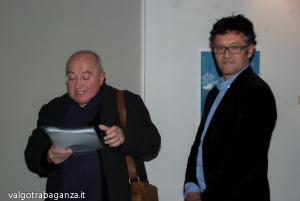 Paolo Delpiano (111) mostra
