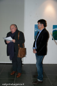 Paolo Delpiano (115) mostra
