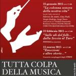 Rassegna Tutta Colpa della Musica Borgotaro