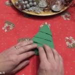 Tovagliolo albero Natale (125)