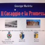 """2015-01-24 """"Il Coraggio e la Promessa"""" di Giuseppe Marletta"""