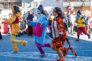 Borgotaro Carnevale 2 sfilata
