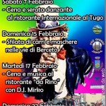 Carnevale 2015 Berceto