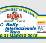 Rally del Taro 2015 internazionele