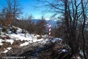 Winter Trail BorgoTaro 2011 (26) percorso