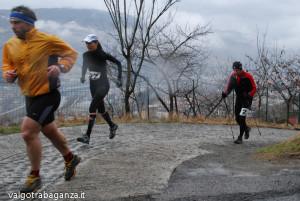Winter Trail del Borgo 2011 (116) gara