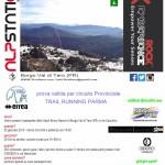 Winter Trail del Borgo 2015 Borgotaro