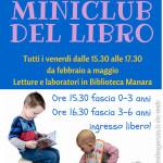 miniclub del libro Borgotaro