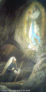 Beata Vergine Maria Lourdes