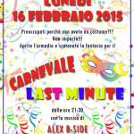 Carnevale LAST MINUTE Albareto