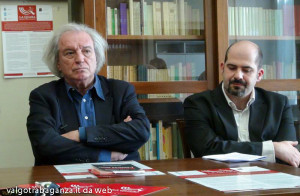 Premio la Quara Antonio Ferrari Massimo Beccarelli