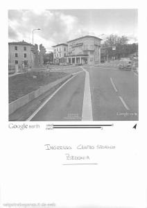 1 Accorciare le distanze Concorso Bedonia Ingresso del centro storico 2