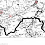 Accorciare le distanze Concorso Bedonia Mappa del territorio