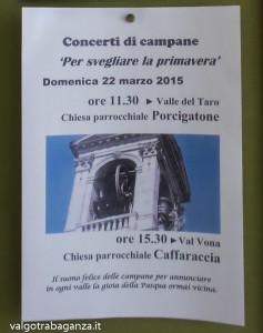 Concerti di campane Borgotaro