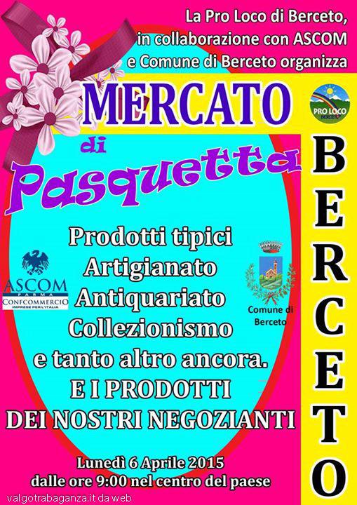 Mercato Pasquetta Berceto