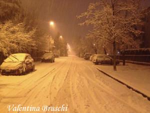 Parma neve (19) febbraio 2015