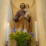 San Giuseppe Folta (107) statua