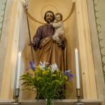 San Giuseppe Folta (108) statua