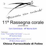 11ª Rassegna corale Felino