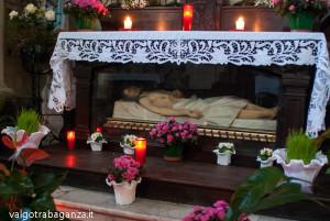 Albareto (17) sepolcro venerdì santo