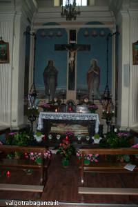 Albareto (26) sepolcro venerdì santo