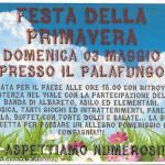 Festa Primavera Albareto 2015