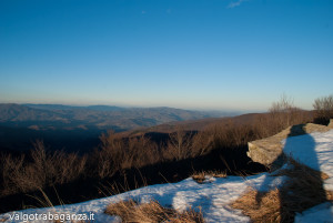 Monte Gottero (296) escursione