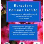 Comuni Fioriti 2015 Borgo Val di Taro