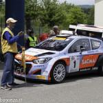Rally Taro 2015 (718) start