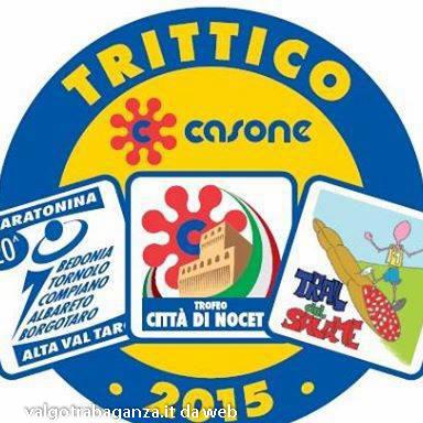 Trittico Casone 2015