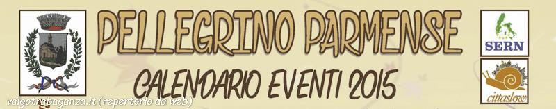 calendario manifestazioni Pellegrino 2