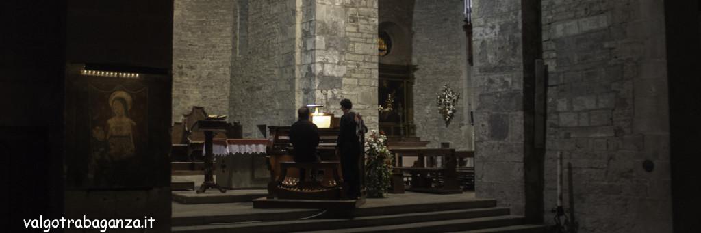Concerto per organo Berceto (244)