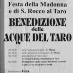 Festa della Madonna e di San Rocco al Taro