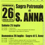 Festa di Sant'Anna a Montegroppo
