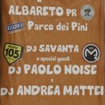 Festa in Pigiama Albareto 2015 locandina