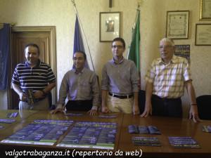 Sere d'estate 2015 presentazione Borgotaro