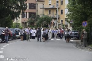 Albareto (105) processione